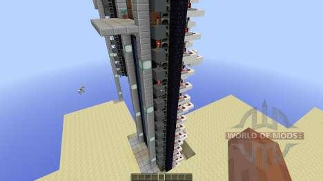 Super Secret Elevator для Minecraft