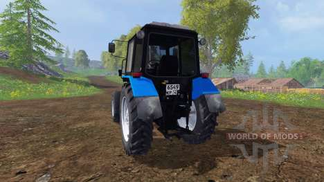 МТЗ-892 v1.3 для Farming Simulator 2015
