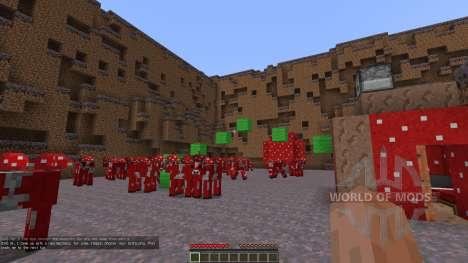 Biomensional Parkour 2 [1.8][1.8.8] для Minecraft
