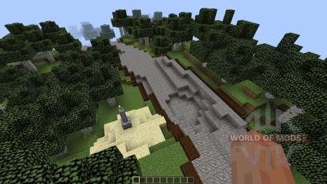 The Golgatha [1.8][1.8.8] для Minecraft