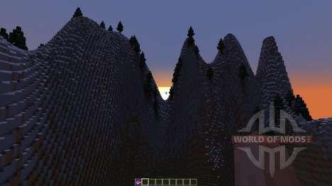 Mysterys World для Minecraft