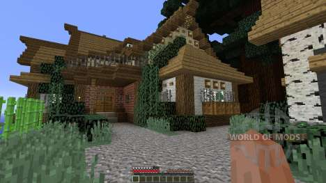 Medieval Fantasy Building Pack 2 Minecraft для Minecraft