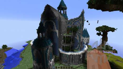 A recollection of Anguish Medieval Fantasy Cast для Minecraft
