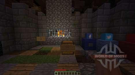 HerobrineZ Man Vs Monster для Minecraft