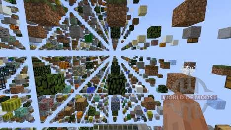 Sky Grid [1.8][1.8.8] для Minecraft