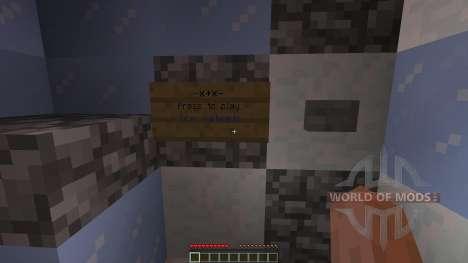 Ice Spleef Frozen Arena [1.8][1.8.8] для Minecraft