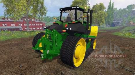 John Deere 9560RT v2.1 для Farming Simulator 2015