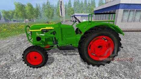 Deutz-Fahr D40 v2.0 для Farming Simulator 2015