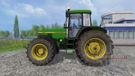 John Deere 7810 v4.2 для Farming Simulator 2015