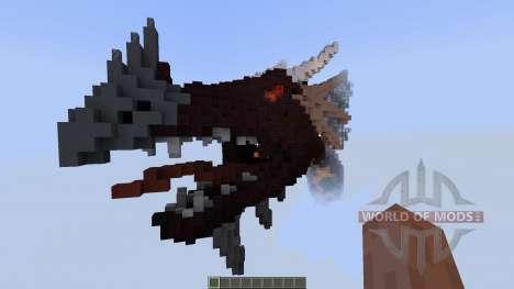 LoRak The Nether King [1.8][1.8.8] для Minecraft