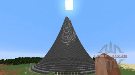 Very Nice Minecraft Landscape для Minecraft