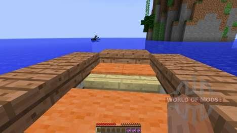 Treasure Island 2 [1.8][1.8.8] для Minecraft