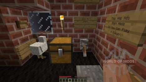 Just Doing My 3 Jobs Part 2 для Minecraft