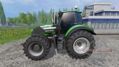 Deutz-Fahr Agrotron 7250 NOS Hardcore для Farming Simulator 2015