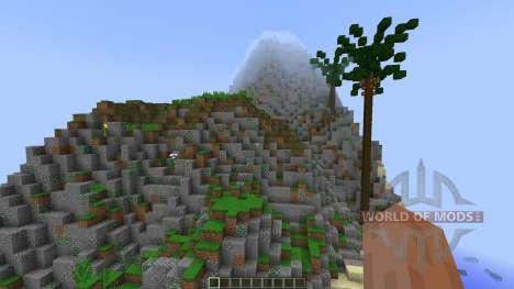 Elrinir Island [1.8][1.8.8] для Minecraft
