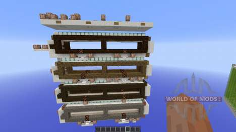 The Social Experiment для Minecraft