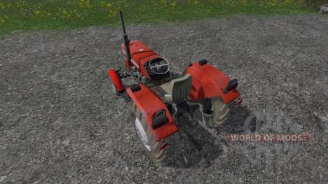 Massey Ferguson 255 для Farming Simulator 2015
