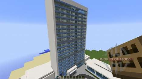 United Nations: New York New York для Minecraft