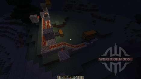 Maison moderne для Minecraft