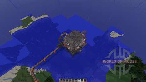 Four Stages Of BRAWL для Minecraft