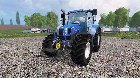 New Holland T6.175 для Farming Simulator 2015