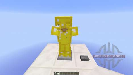 SUPER Mini Armor Stand для Minecraft