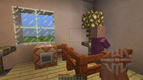 The Curse of Estoria для Minecraft