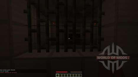 Slender in Minecraft для Minecraft