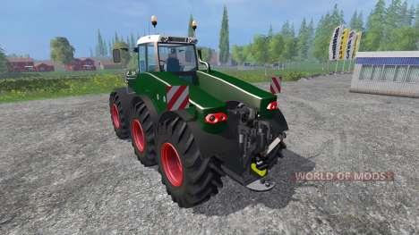 Fendt TriSix Vario для Farming Simulator 2015
