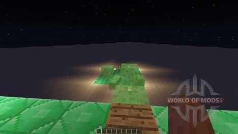 Randomness Parkour для Minecraft