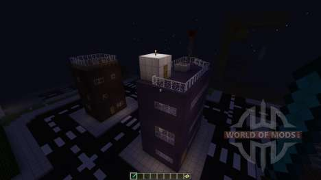 Railroad town [1.8][1.8.8] для Minecraft