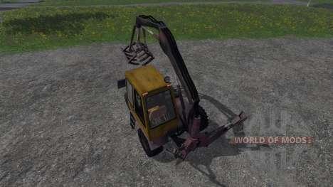 ПЭА-1А Карпатец для Farming Simulator 2015