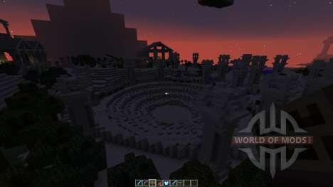 Egyptian Map для Minecraft