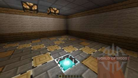 VeseliDs world HUGE train system [1.8][1.8.8] для Minecraft