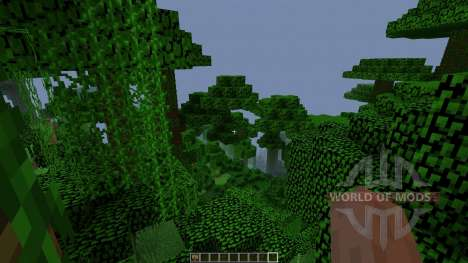 Jungle survival [1.8][1.8.8] для Minecraft