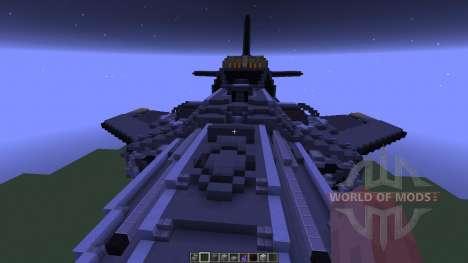 THUNDERBOLT FIGHTER для Minecraft