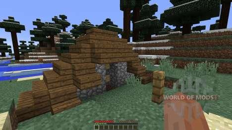 RETURN TO THE NIGHTOSPHERE для Minecraft
