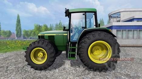 John Deere 6910 для Farming Simulator 2015