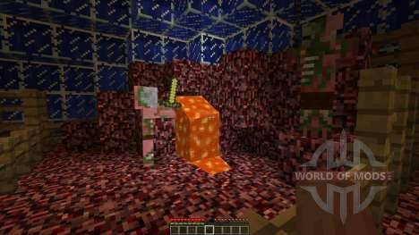 Skrach UnderWater [1.8][1.8.8] для Minecraft