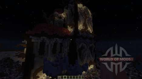 Stalram the flower palace [1.8][1.8.8] для Minecraft