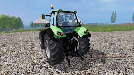 Deutz-Fahr Agrotron 7250 TTV v1.3 для Farming Simulator 2015
