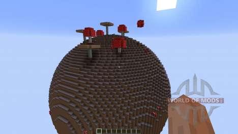 Skyspheres Survival для Minecraft