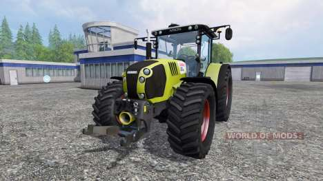 CLAAS Arion 650 для Farming Simulator 2015