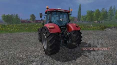 Case IH Puma CVX 160 v1.2 для Farming Simulator 2015