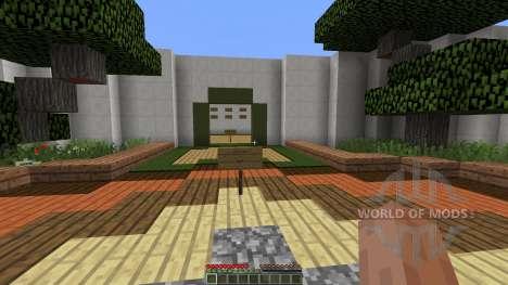Team Game Mania для Minecraft