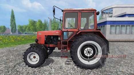 МТЗ-82.1 Беларус v2.1 для Farming Simulator 2015