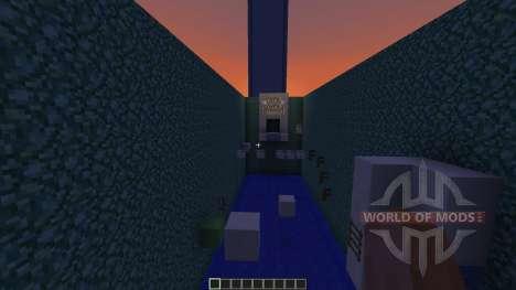 Chilled Parkour [1.8][1.8.8] для Minecraft