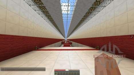 Flash Parkour для Minecraft