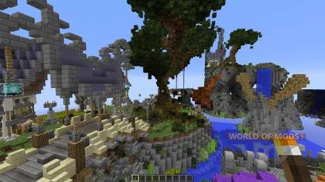 Kit PvP Map ByteCube для Minecraft