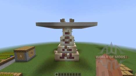 Unsual Parkour [1.8][1.8.8] для Minecraft